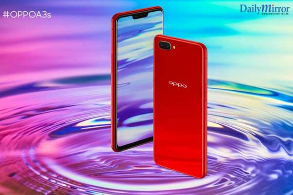 Daily Mirror - OPPO Launches A3s, the First OPPO Smartphone with