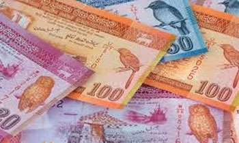 The Sri Lankan Ru Today Recorded Highest Deprecation Of Rs 167 41ing Price For Us Dollar