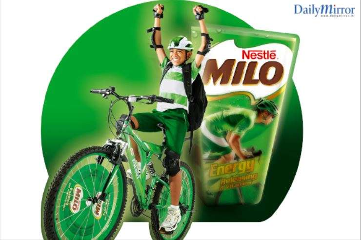 Milo To Give Away 1,000 Mountain Bicycles