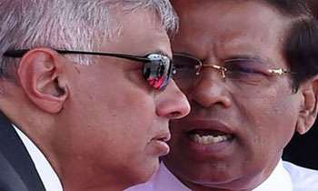 Whatever personal issues with me, don't plunge country into chaos: Ranil to MS