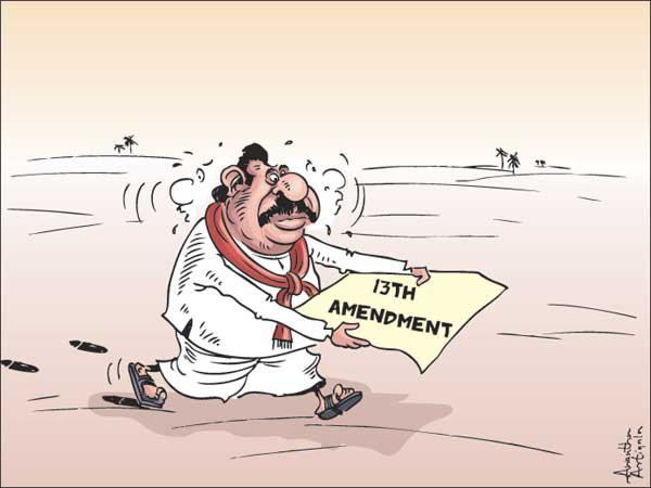 Daily Mirror Executive Power To Parliament Strengthen 13 Amendment